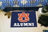 "Auburn Tigers Alumni Starter Rug 19""x30"""