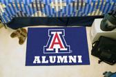 "Arizona Wildcats Alumni Starter Rug 19""x30"""