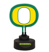 Oregon Ducks Team Logo Neon Lamp