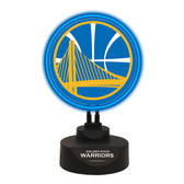 Golden State Warriors Team Logo Neon Lamp