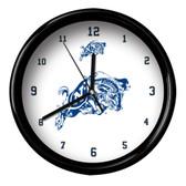 Navy Black Rim Clock - Basic