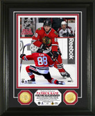 "Chicago Blackhawks Patrick Kane ""2016 NHL Scoring Champions"" Bronze Coin Photo Mint"