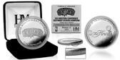 San Antonio Spurs 2016 Southwest Division Champions Silver Mint Coin