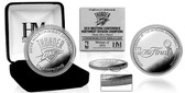 Oklahoma City Thunder 2016 Northwest Division Champions Silver Mint Coin