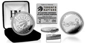 Toronto Raptors 2016 Atlantic Division Champions Silver Mint Coin