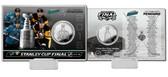 2016 Stanley Cup Final Dueling Silver Coin Card