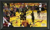 Cleveland Cavaliers 2016 NBA Finals Champions Signature Court