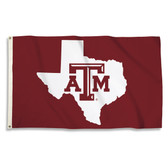 Texas A & M Aggies 3 Ft. X 5 Ft. Flag W/Grommets