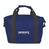 New England Patriots 12 Pack Soft-Sided Cooler