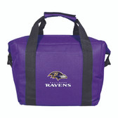 Baltimore Ravens 12 Pack Soft-Sided Cooler