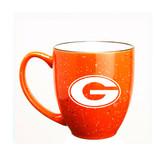 Georgia Bulldogs 15 oz. Deep Etched Orange Bistro Mug
