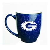 Georgia Bulldogs 15 oz. Deep Etched Cobalt Bistro Mug