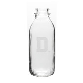 Dartmouth College 33.5 oz. Deep Etched Milk Bottle