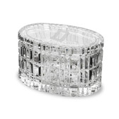 Dartmouth College 5 Inch Deep Etched Crystal Table Box