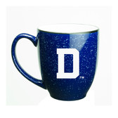 Dartmouth College 15 oz. Deep Etched Cobalt Bistro Mug