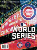 2016 World Series Official Program Chicago Cubs