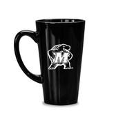 Maryland Terrapins 16 oz. Deep Etched Black Java Mug