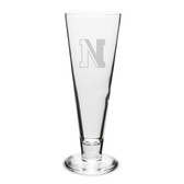 Northeastern Huskies 16 oz. Deep Etched Pilsner