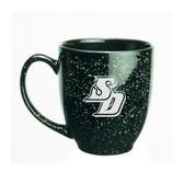 San Diego Tritons 15 oz. Deep Etched Black Bistro Mug