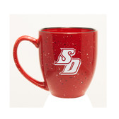 San Diego Tritons 15 oz. Deep Etched Red Bistro Mug