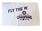 "Chicago Cubs 2016 World Series Champs ""W"" Rally Towel"