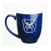 Butler Bulldogs 15 oz. Deep Etched Cobalt Bistro Mug