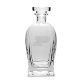 Purdue Boilermakers 23.75 Deep Etched Rossini Decanter
