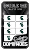 Michigan State Spartans Dominoes