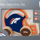 Denver Broncos Push/Pull Toy