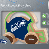 Seattle Seahawks Push/Pull Toy