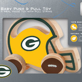Green Bay Packers Push/Pull Toy