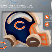 Chicago Bears Push/Pull Toy