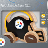 Pittsburgh Steelers Push/Pull Toy
