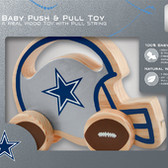 Dallas Cowboys Push/Pull Toy