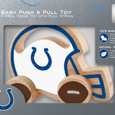 Indianapolis Colts Push/Pull Toy
