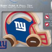 New York Giants Push/Pull Toy
