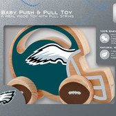 Philadelphia Eagles Push/Pull Toy