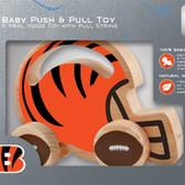 Cincinnati Bengals Push/Pull Toy