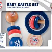 New York Yankees Rattles
