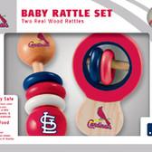 St. Louis Cardinals Rattles