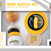 Pittsburgh Pirates Rattles
