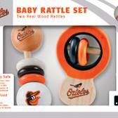 Baltimore Orioles Rattles