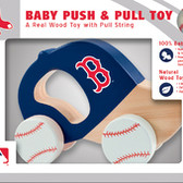 Boston Red Sox Push/Pull Toy