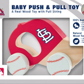 St. Louis Cardinals Push/Pull Toy