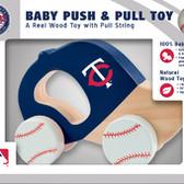 Minnesota Twins Push/Pull Toy