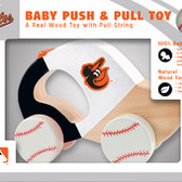 Baltimore Orioles Push/Pull Toy