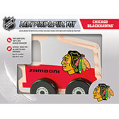 Chicago Blackhawks Push/Pull Toy