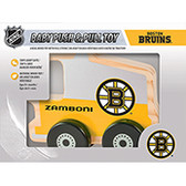 Boston Bruins Push/Pull Toy