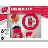 Wisconsin Badgers Rattles