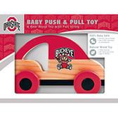 Ohio State Buckeyes Push/Pull Toy
